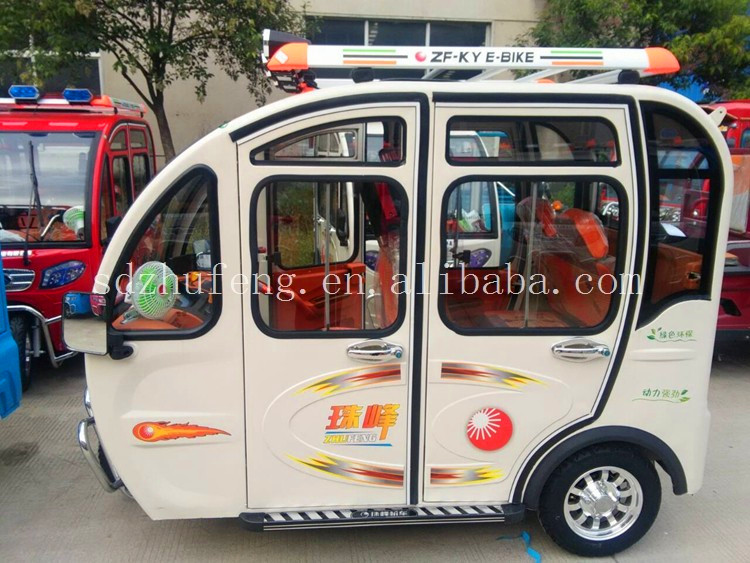 electric passenger three wheeler tricycle on selling for adults DM5