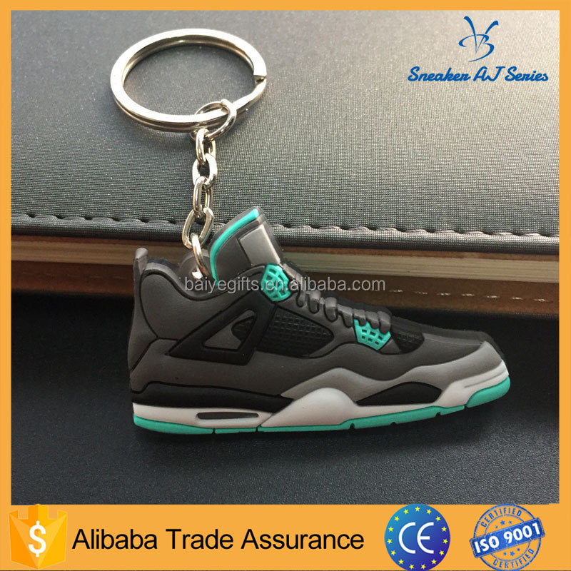 More than 400 styles sneaker keychains jordan retro 4