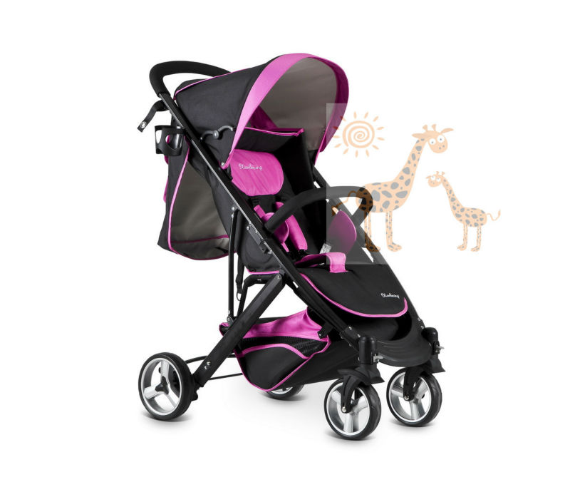 Baby Stroller 2in1 Europe Standard EN1888 Baby Push Chair