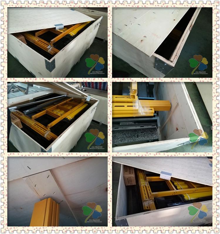 Top Kaca Hidrolik Murah Kecil Lift Lift untuk Rumah Villa Home
