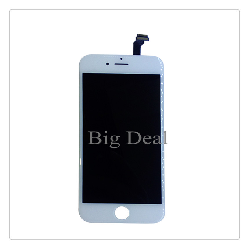 High Quality Test Before White Touch Screen Digitizer+ LCD