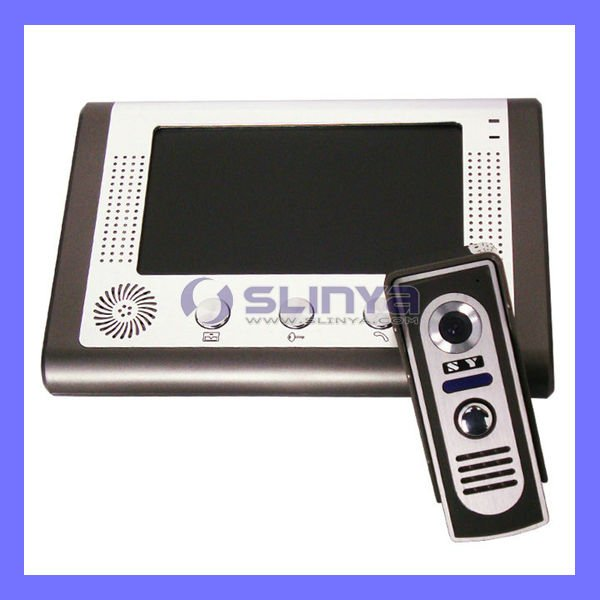 Home Security Outdoor villa video door intercom