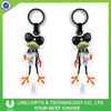 Factory Wholesale New Frog Keychain, Cartoon Keychain, Cheap Pvc Frog Keychain