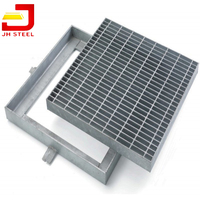 Road Drainage Metal Grates Drain Cover Steel Grating Gutter Covers Lowes