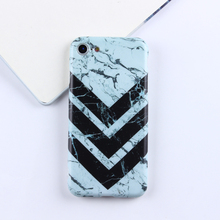 One Cent Sample Cheap Price Ultra Thin Cover Popular Universal Mobile Phone Accessories Case Marble for iPhone 7 Case