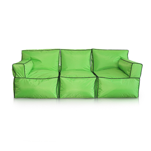 Sectional sofa bean bag covers waterproof freestyle sofa