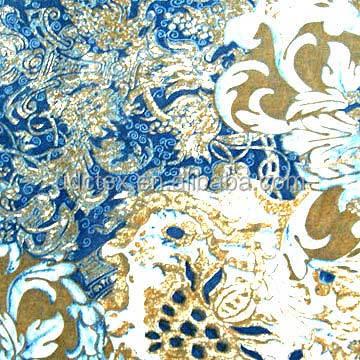 grande largeur num rique impression tissu en coton biologique pour draps de lit tissus tiss s id. Black Bedroom Furniture Sets. Home Design Ideas