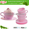 Eco-friendly And Non-stick Food Grade Silicone Cake Molds, Fondant Cake Decorating Tools