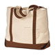 Fashion custom heavy duty cotton canvas shopping tote bag (YC1618)