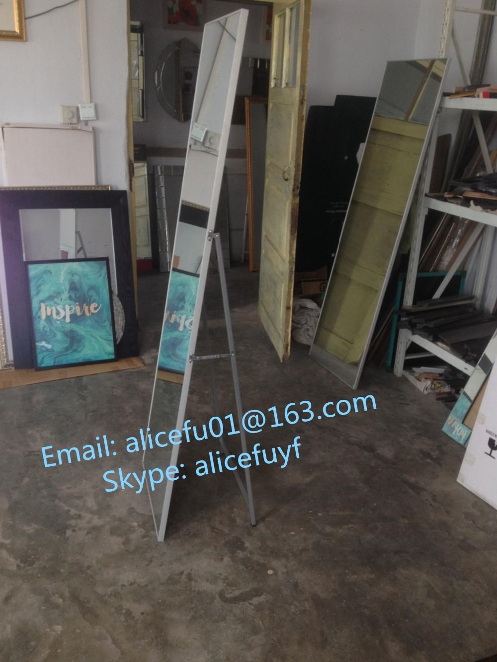 50x170 Cm 50x160 Cm Größe Aluminium Rahmen Ganzkörperspiegel ...