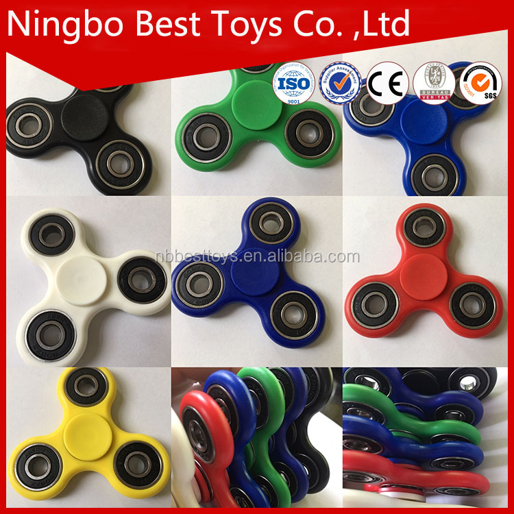 Hot sale in USA factory new design Desk Toys fidget spinner wheels toy