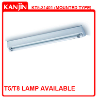 1315x300mm Ip65 Waterproof Fluorescent Light With Acrylic Cover ...