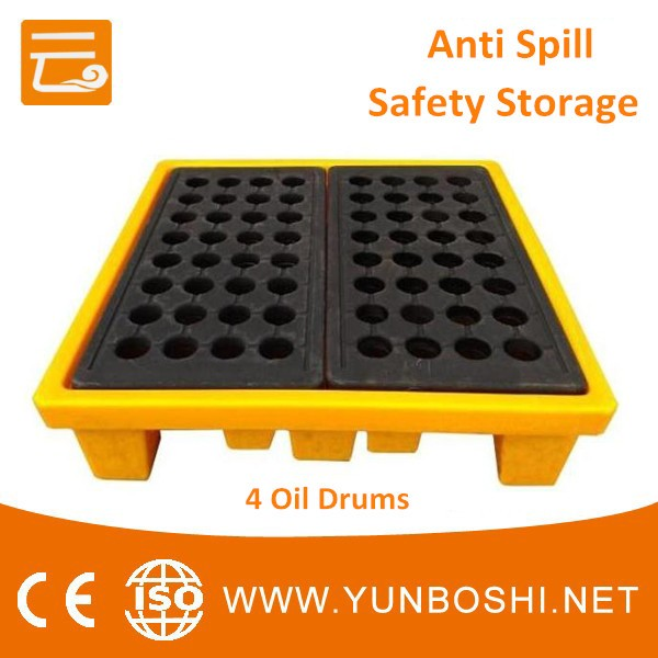 Multi Size HDPE Spill Containment