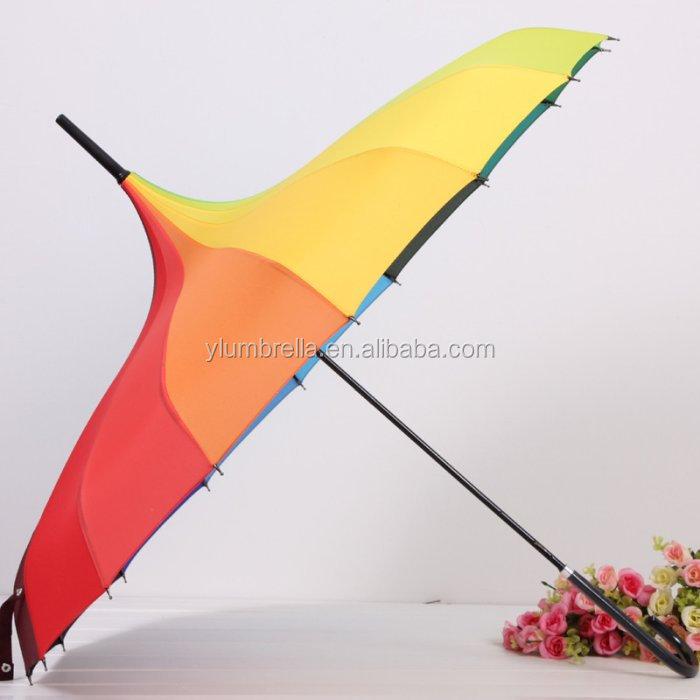 Rainbow Color Patio Umbrella, Rainbow Color Patio Umbrella Suppliers And  Manufacturers At Alibaba.com