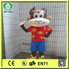 HI EN71 2015 newest design fashion adult monkey cosplay mascot , fancy dress party costume