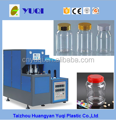 Plastic PET food Container/Drum/Barrel making Stretch Blowing Machine