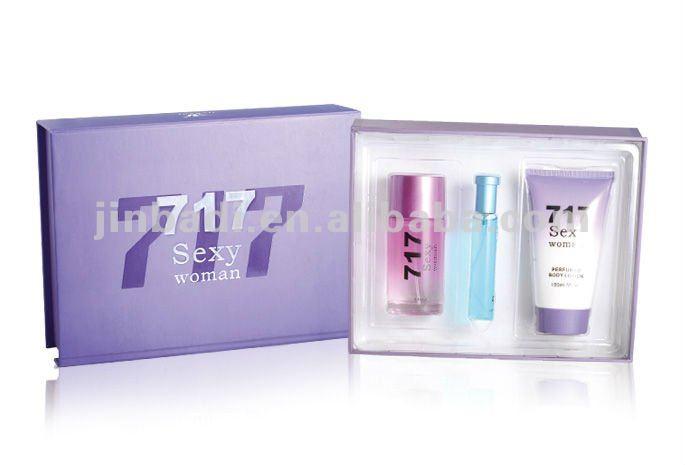 Stylish 717 Sexy Women Gift Set Perfume