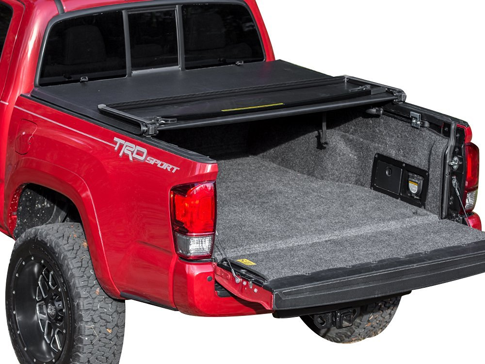 Gator Tri-Fold Tonneau Cover - GXT-59410 for Toyota Tacoma 6' Bed 2016-2017