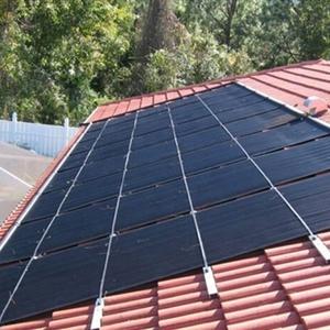 EPDM Solar Swimming Pool Heating Solar Pool Heater Panel,solar pool heater  portable