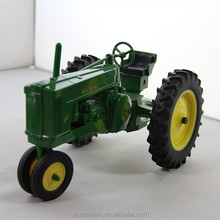 custom made 1:18 diecast model tractor,diecast metal toy tractor