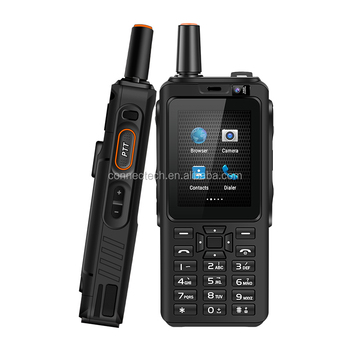 Alps F40 2.4 Inch IPS Screen 4G LTE Zello PTT 200 Mile Walkie Talkie Mobilephone