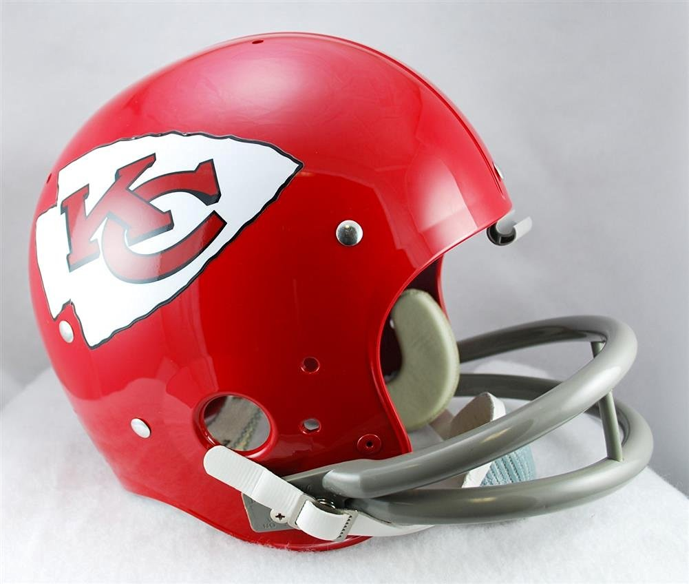 NFL Kansas City Chiefs TK Suspension 63-73 Helmet