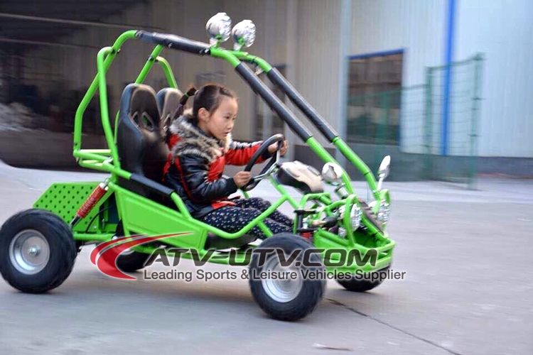 Chain Drive New Products 450w Fast Electric Go Kart