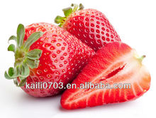 Hot sale fresh strawberries in dandong with fruits wholesale