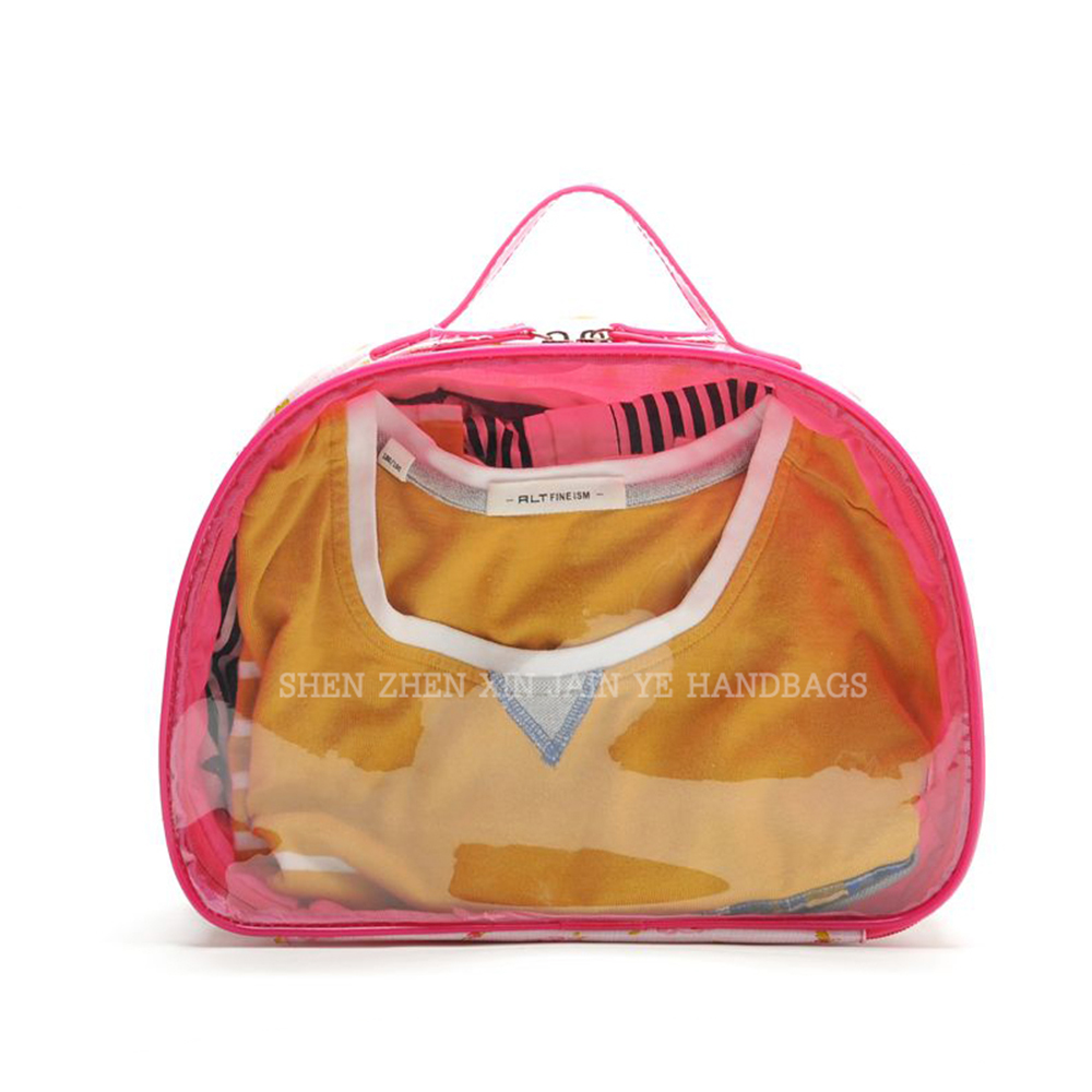 Customized Women Travel Special Purpose Toiletry Cosmetic Storage Bag Cases