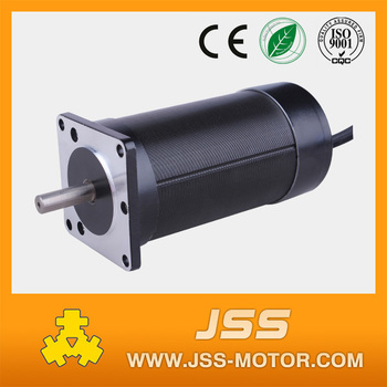 high torque low rpm dc brushless motor 24v 133w brushless