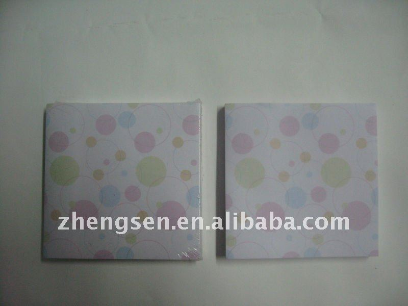 Sticky Notes High Quality Easy Peel Off, Stick Firmly Without Curling