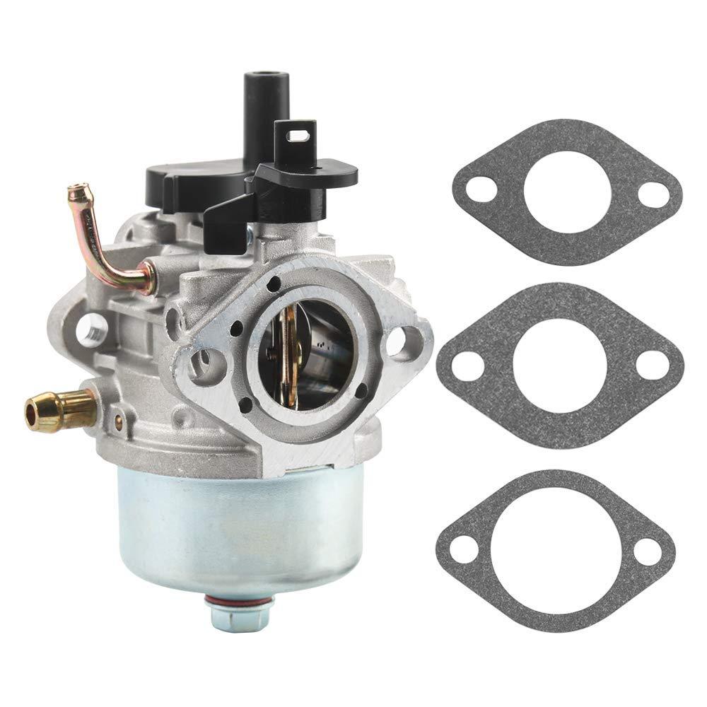 Kizut CCR2450 Carburetor for Toro 210 221 Powerclear Snowblower Briggs & Stratton 801396 801233 801255 0841322 Cycle Lawnboy Insight CCR3650 Carburetor Gasket Kit(CCR2450)