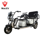 Passenger and Cargo Use 60V 1000W 3 wheel electric Motorcycle with lead acid or lithium battery for sale