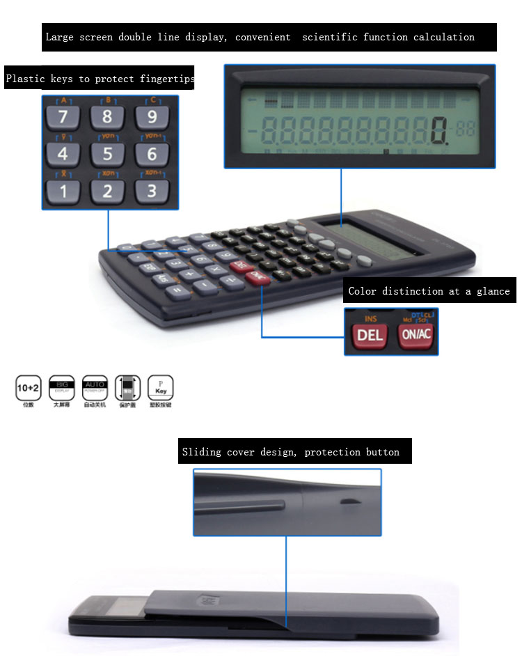 root square porpo scientific Programmable calculator