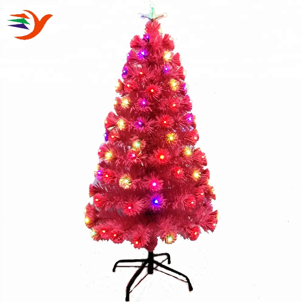 Pink Artificial Christmas Tree.Eco Friendly 150cm Pink Pet Artificial Christmas Tree With Rainbow Lights Buy Christmas Tree With Rainbow White Wire Christmas Trees Outdoor
