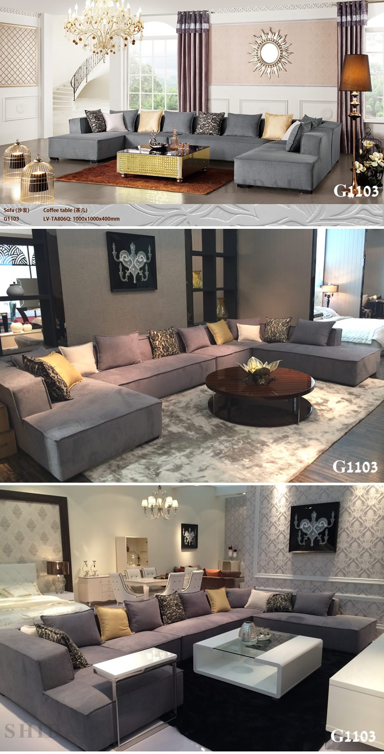 7 seater sofa set new model furniture living room buy for New model living room furniture