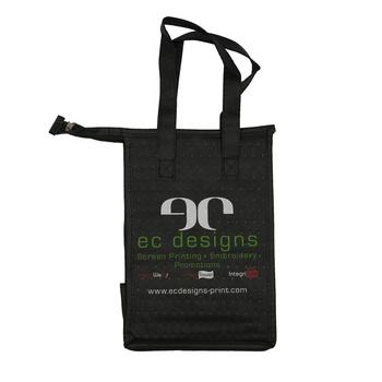 Customized Wine Cooler wholesale Recycled Promotional lunch bag cooler