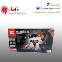 Custom Made Cheap Tool Packaging box and Shipping Box.