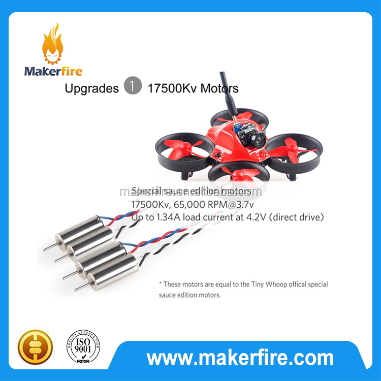 Tiny Whoop Mini Quadcopter Latest model Makerfire RTF Micro FPV Lite Quad Drone