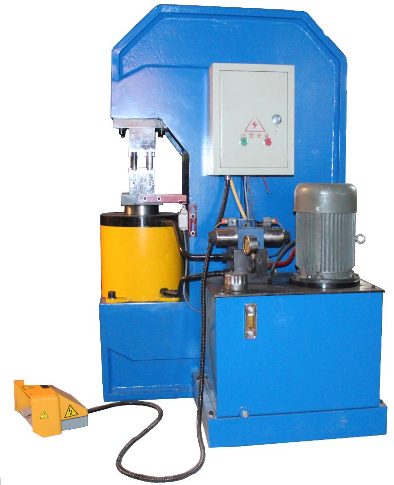 Finden Sie Hohe Qualität Stahl Drahtseil Schlinge Presse Maschine ...