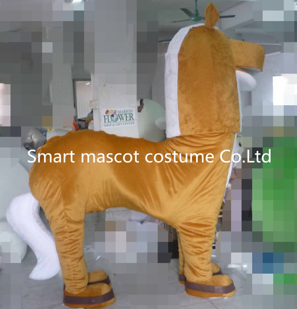 how to make a 2 person horse costume