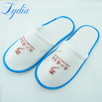 Close Toe Good Quality White Color Hotel Disposable Man Slipper