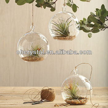 Newest Home Accessories Hanging Glass Vase Mh12658 Buy Home