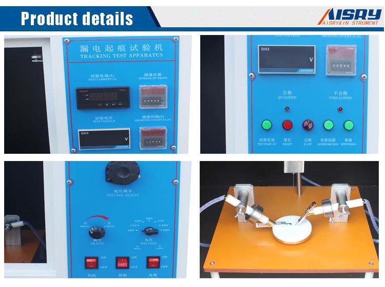GB/T4207 Điện Máy Phát Hiện Rò Rỉ Đánh Giá Rò Rỉ Thử Nghiệm Kháng Giá Máy