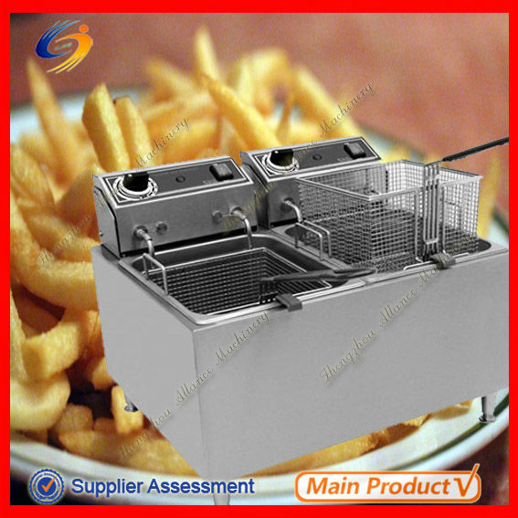 Dazey chef pot fryer