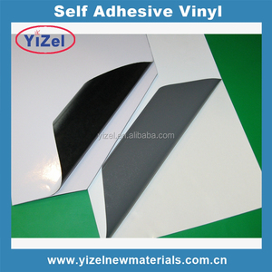 2017 new products Chinese factory super quality 0.914/1.07/1.27/1.52m self-adhesive reflective printable sign media