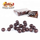 halal food peanut dark chocolate candy beans wholesale