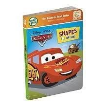 LeapFrog TAG Junior Activity Storybook - Disney Pixar's Cars: Shapes All Around
