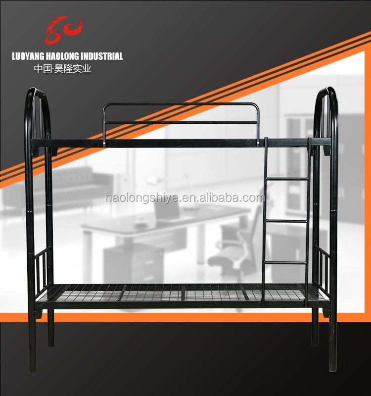 China factory direct strong metal frame bunk beds