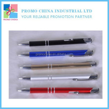Customized Color And LOGO Branded Metal Hotel Pen Top Quality Hotel Pen